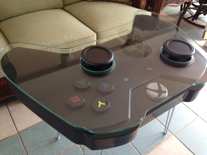 680x510 Xbox One Controller Coffee Table