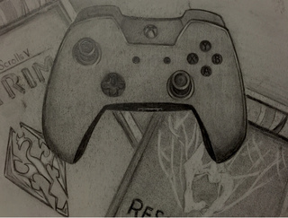 320x243 Xboxone Drawings On Paigeeworld. Pictures Of Xboxone
