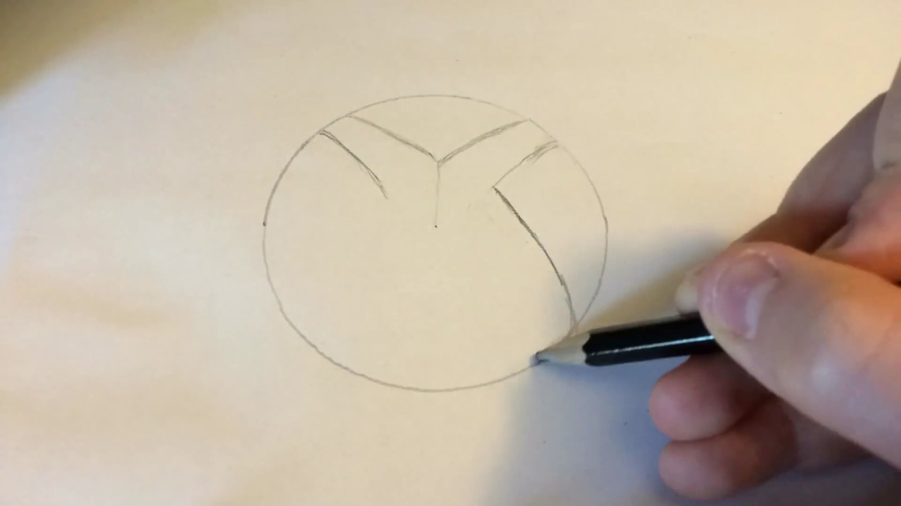1280x720 Drawing The Xbox One Symbol