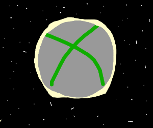 300x250 The Xbox Symbol Is Now A Planet.