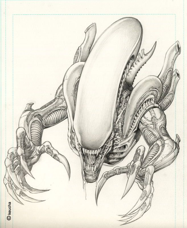 657x800 Alien By Keucha Art I Dig Aliens,