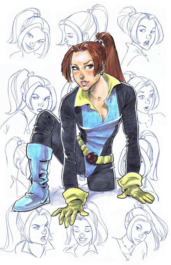 Xmen Drawing At Getdrawings Free Download