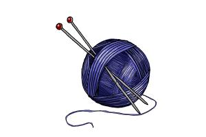 300x200 How To Draw A Ball Of Yarn