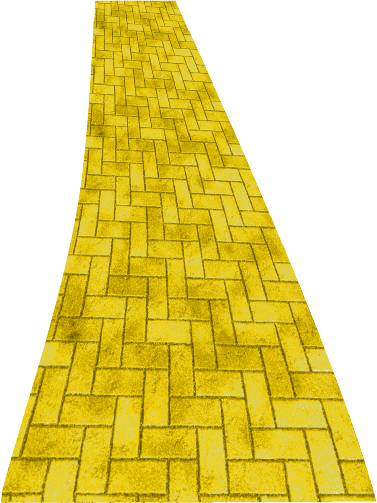750x1000 Astonishing Yellow Brick Road Clipart Clipartfest Clipartbarn