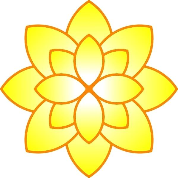 Yellow flower drawing at getdrawings free for personal use 600x600 simple flowers drawing neat flower sketch by on simple flower media mightylinksfo