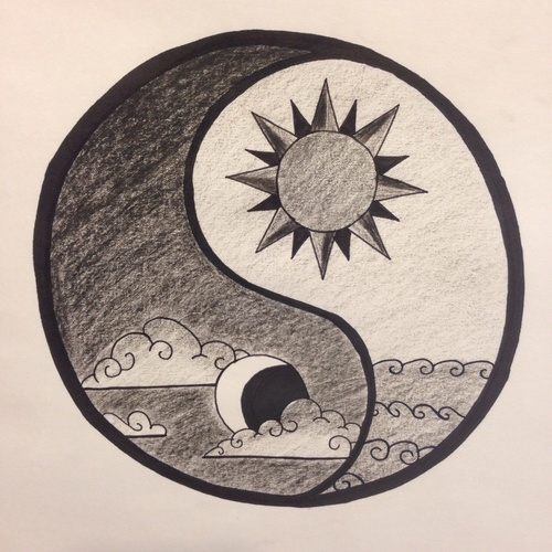 500x500 The Yin To Your Yang. The Sun To Your Moon. The Essence To Each Body.