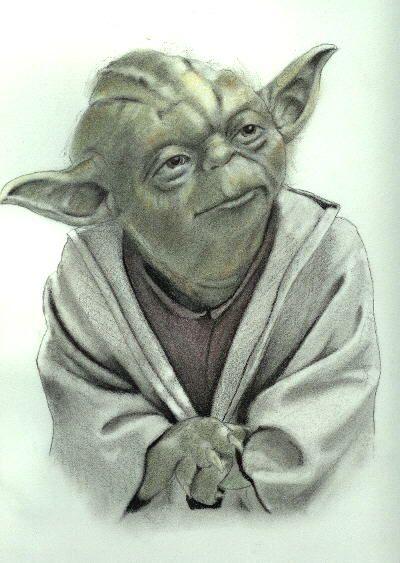 400x563 Celebrity Yoda Yoda Drawings