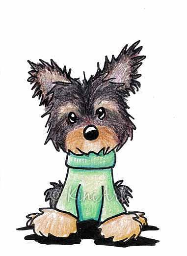 381x521 Kim Niles Art By Kim Niles Dog, Animal Drawings