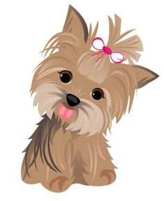 Yorkie Puppy Drawing At Getdrawingscom Free For Personal Use
