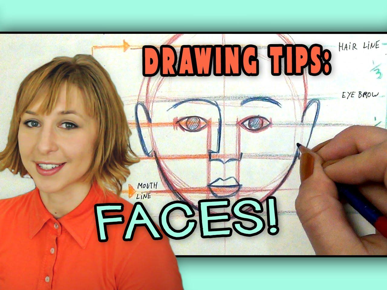 1280x960 Drawing Faces Basics