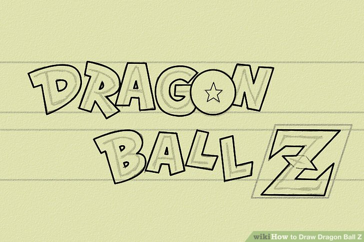 728x485 4 Ways To Draw Dragon Ball Z