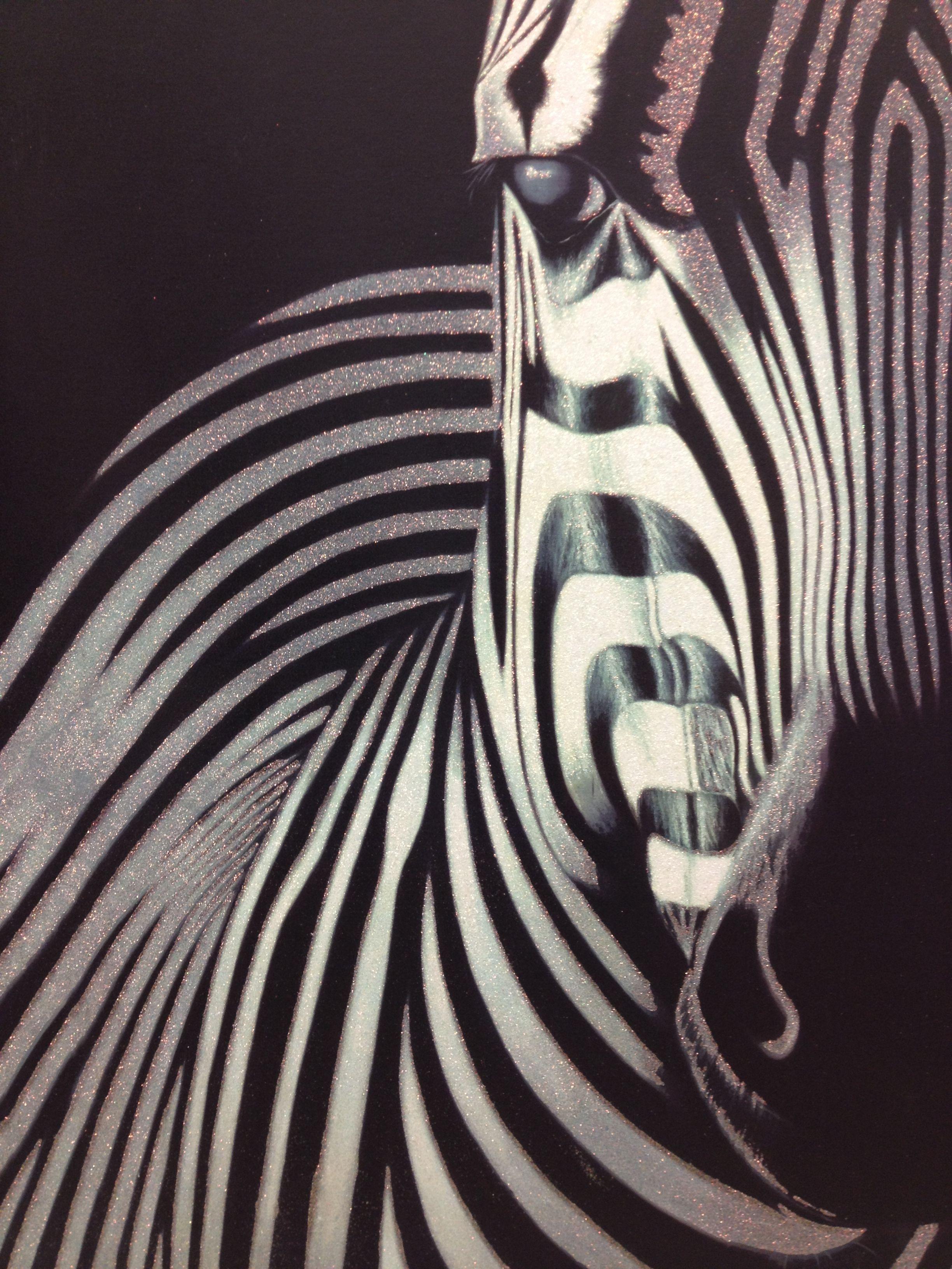 2448x3264 Zebra Face Front