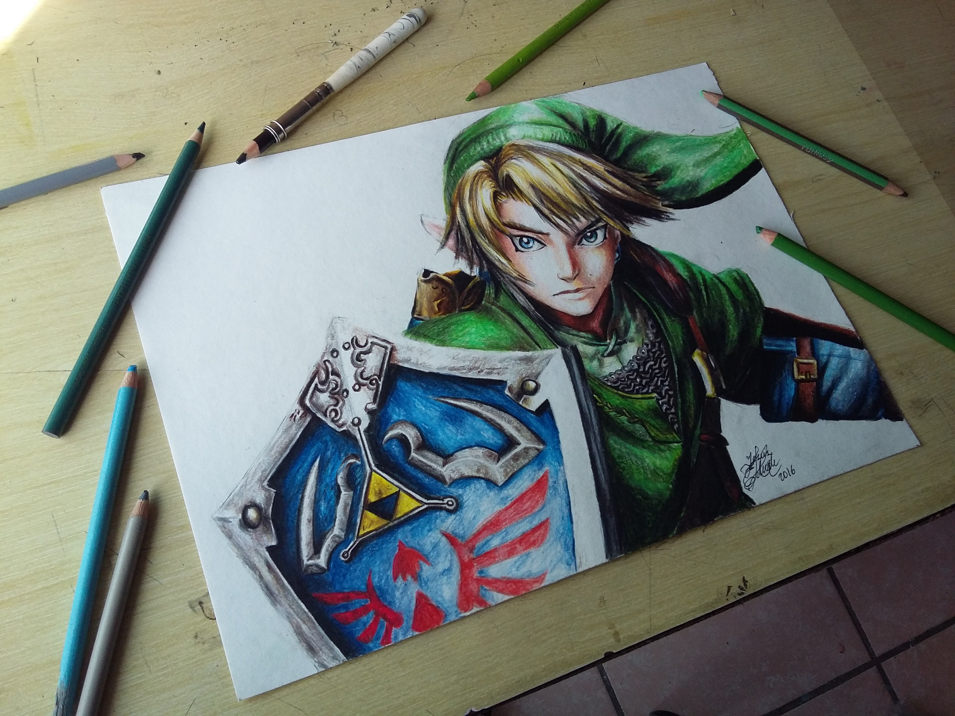 Zelda Drawing at GetDrawings.com | Free for personal use Zelda ...