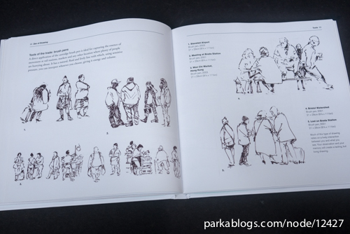 500x334 Book Review Zen Of Drawing Drawing What You See Parka Blogs