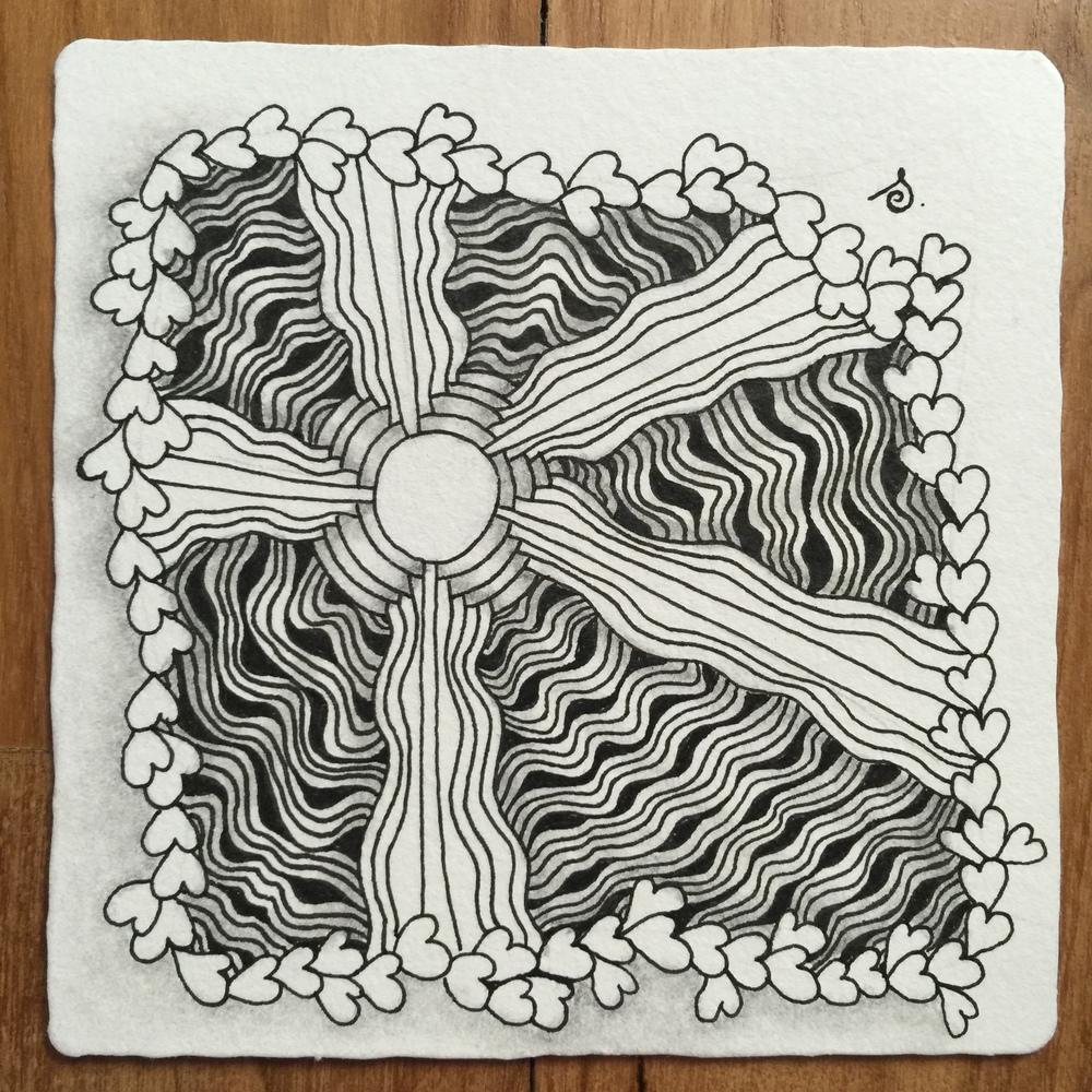 Drawing Art Patterns Zentangle