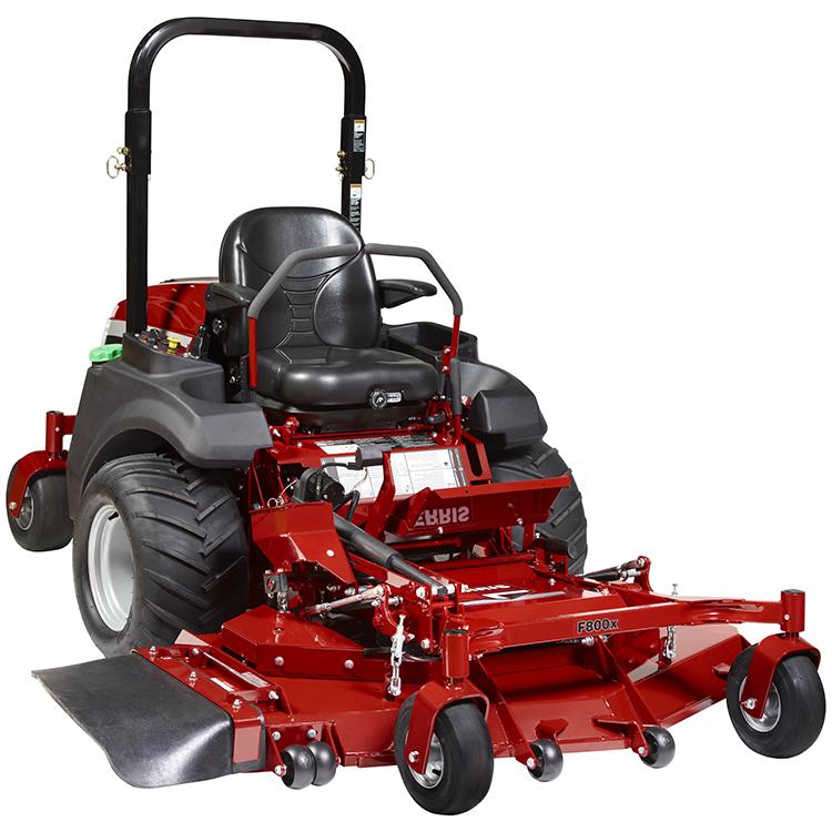 750x750 Front Mount Mower Series