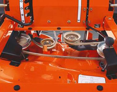 380x300 Husqvarna Mz61 61 Inch 27 Hp (Briggs Amp Stratton) Zero Turn Mower