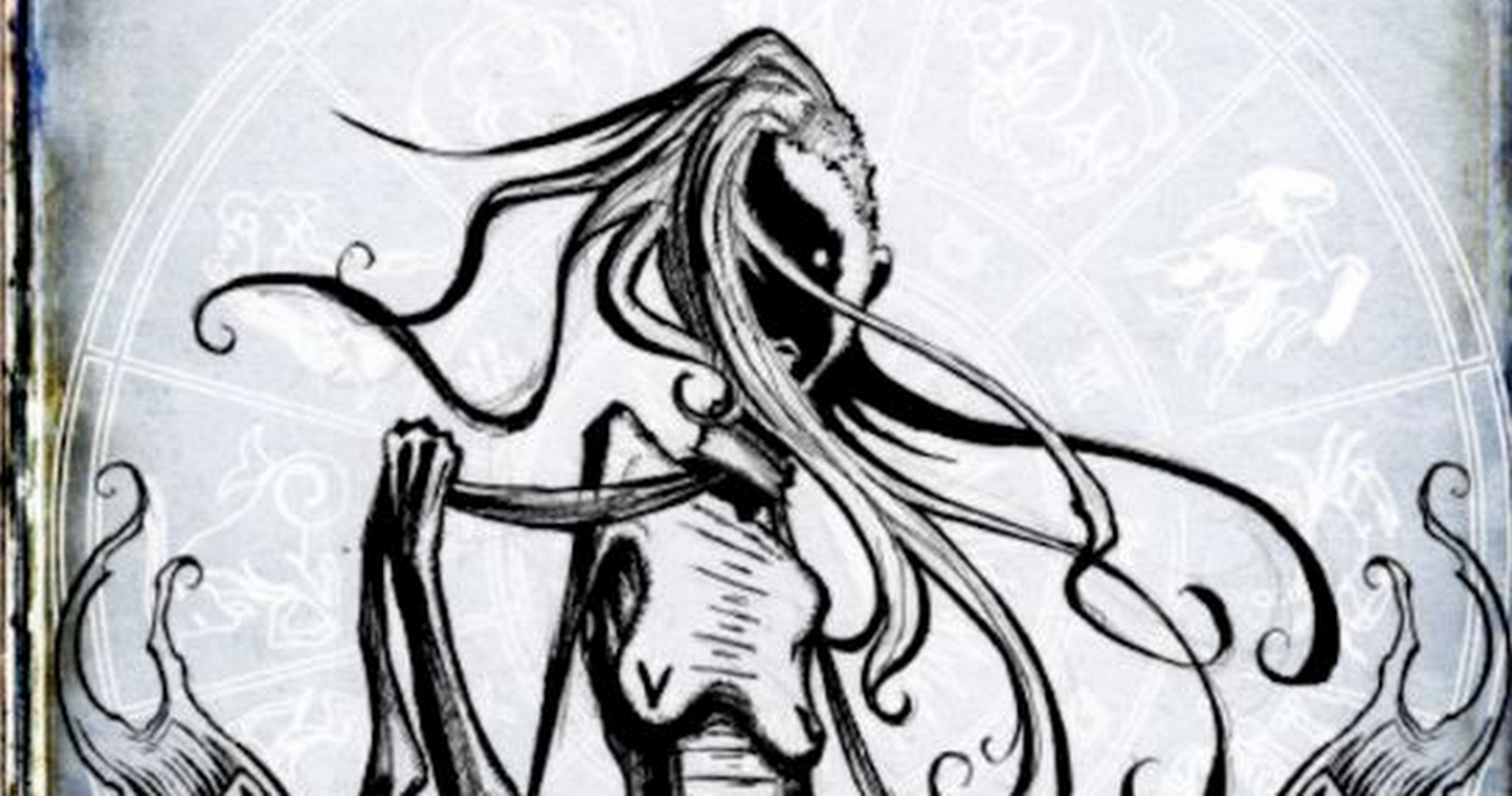 5120x2694 Artist Shows The Dark Side Of Zodiac Signs With Creepy Sketches