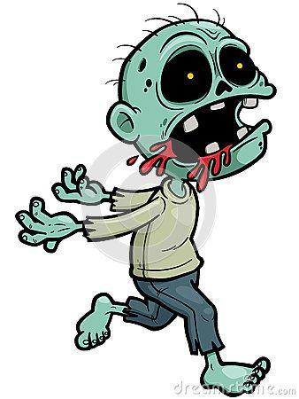 338x450 Cartoon Zombie