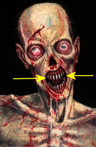 400x609 Zombies Are Human Beings With Distorted Energy Bodies Happeh Theory