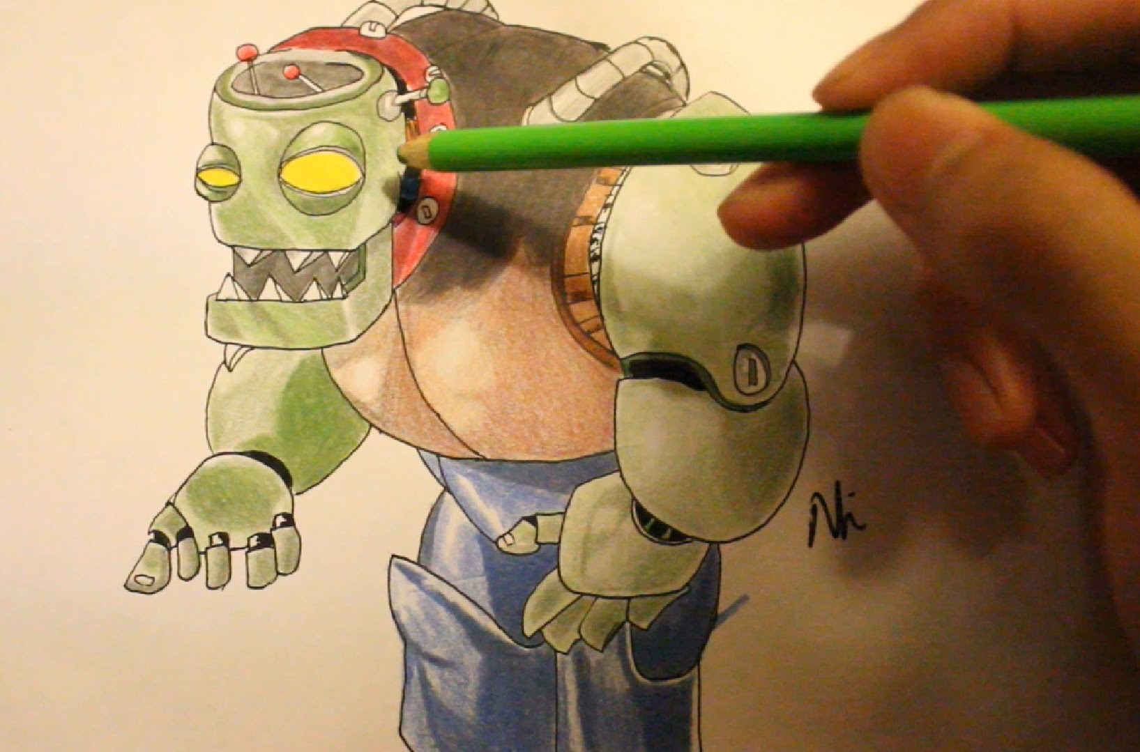 Coloring Pages For Plants Vs Zombies : Zombies drawing at getdrawings free for personal use zombies