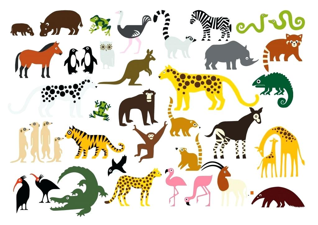 1024x723 Drawing Zoo Animals Drawn Zoo Animal 2 Easy Way To Draw Zoo