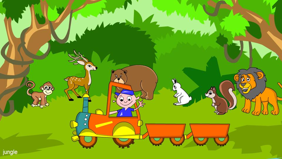 960x540 Kids Animal Game