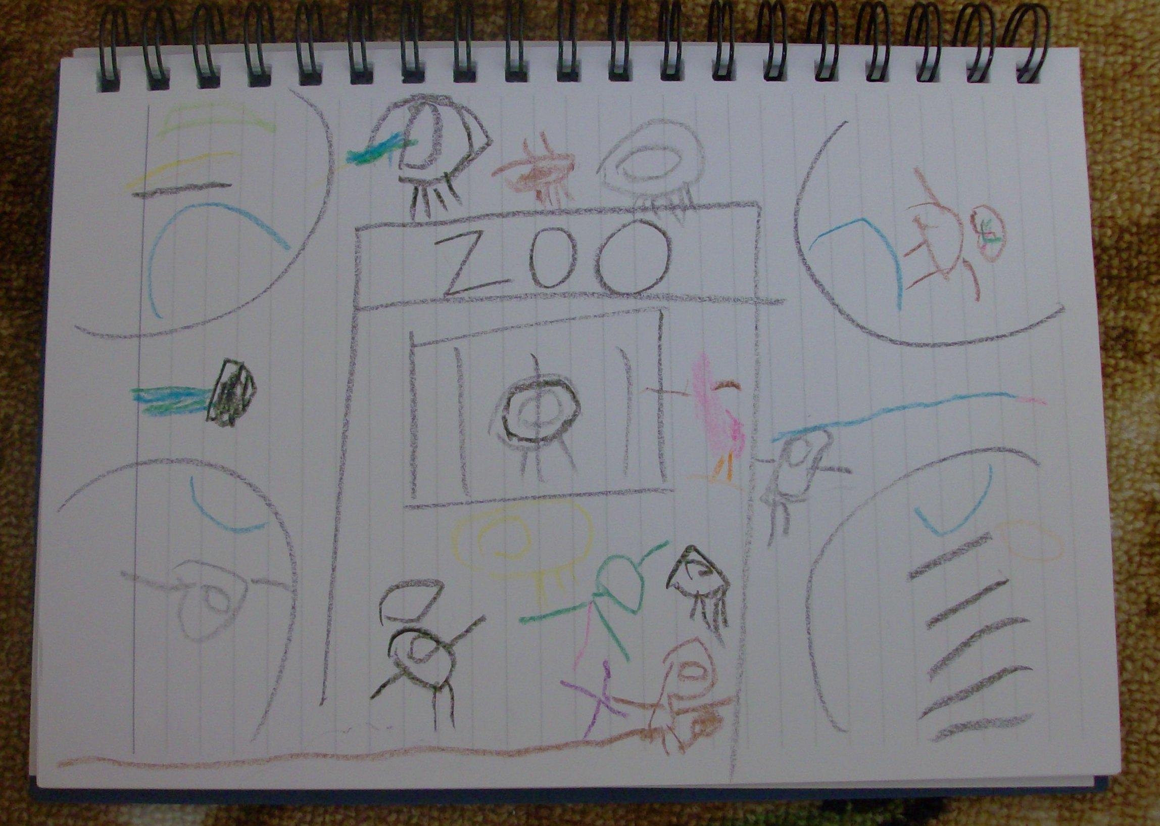 2296x1634 Kids Craft Scene Drawings Mommysavers