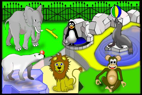 480x320 Kids Happy Zoo For (Android) Free Download On Mobomarket