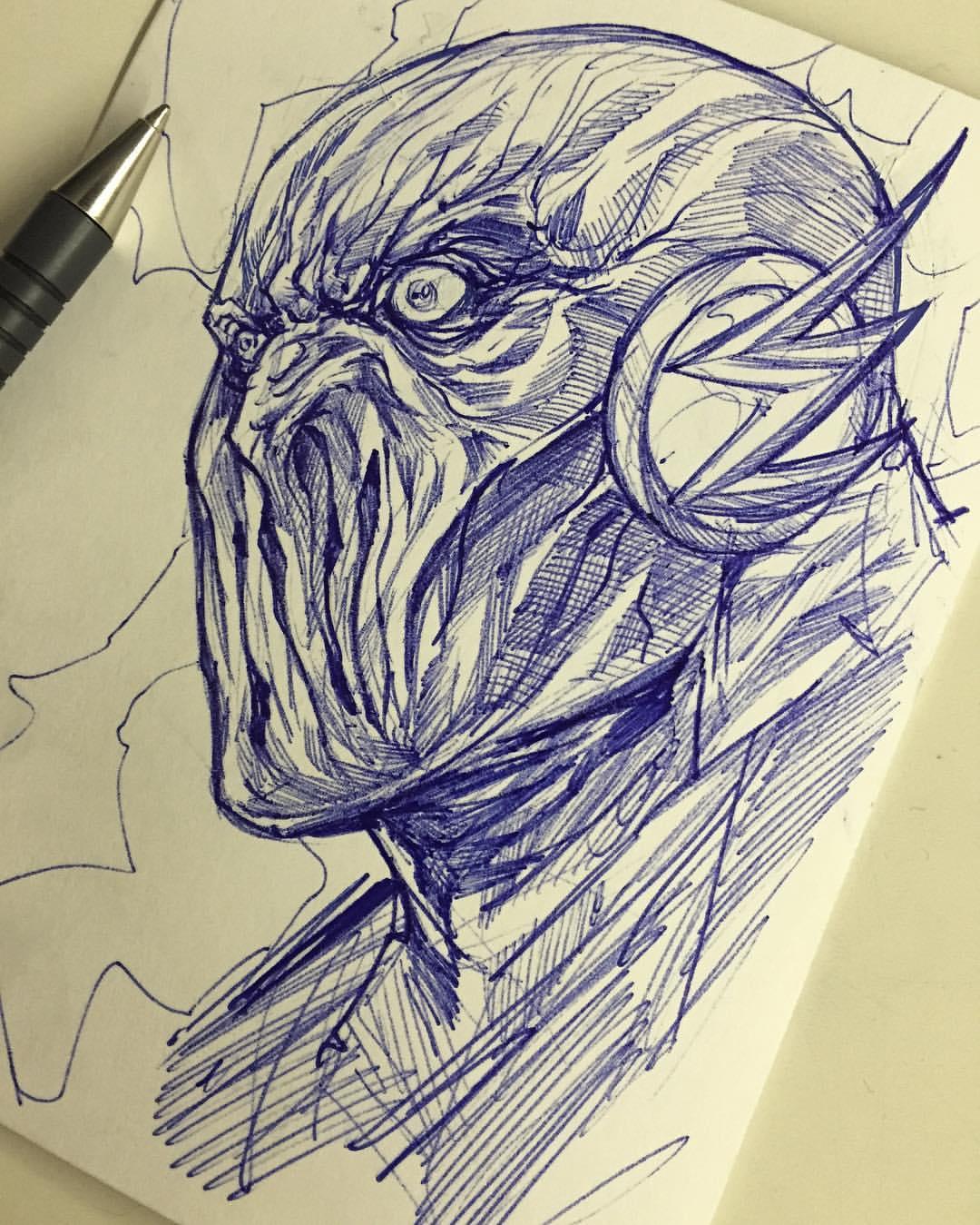 1080x1349 Zoom Pen Sketch By Vince Sunico