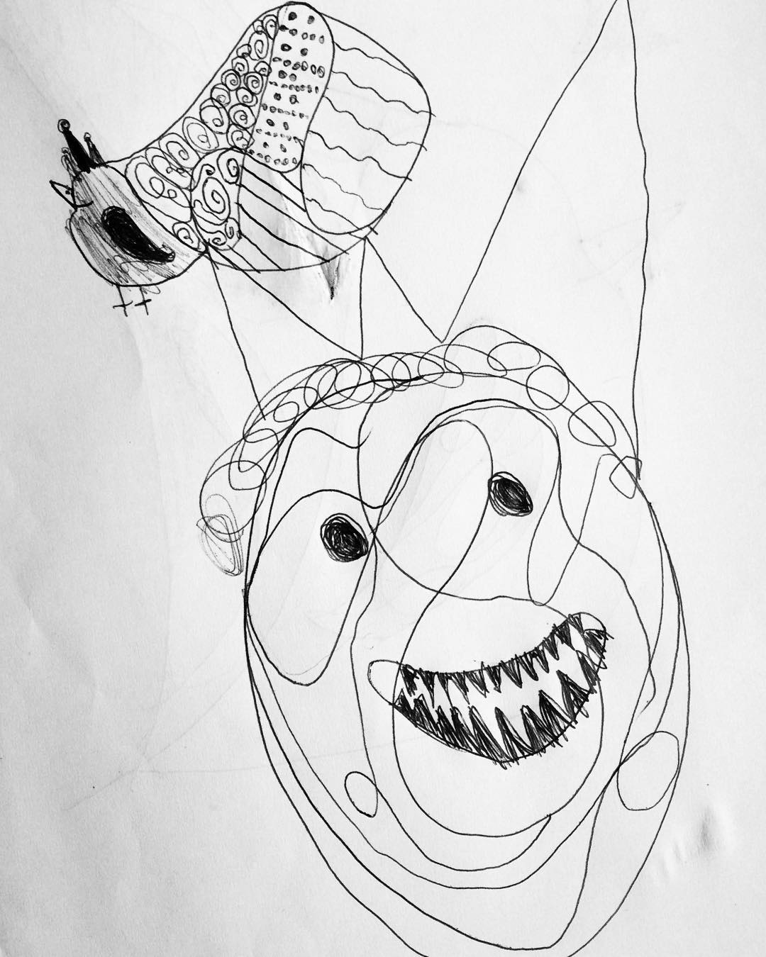 1080x1350 Awesome Drawing By My 7 Year Old Cousin Lea. (Update