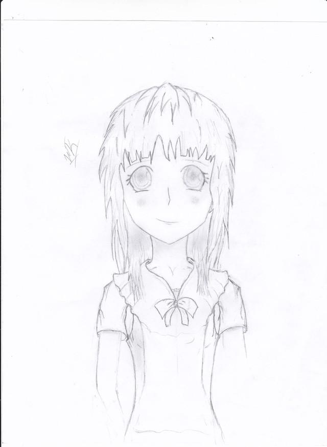 640x874 Drawn Anime 10 Year Old