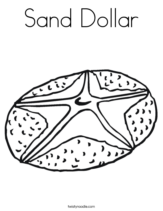 685x886 Dollar Coloring Pages