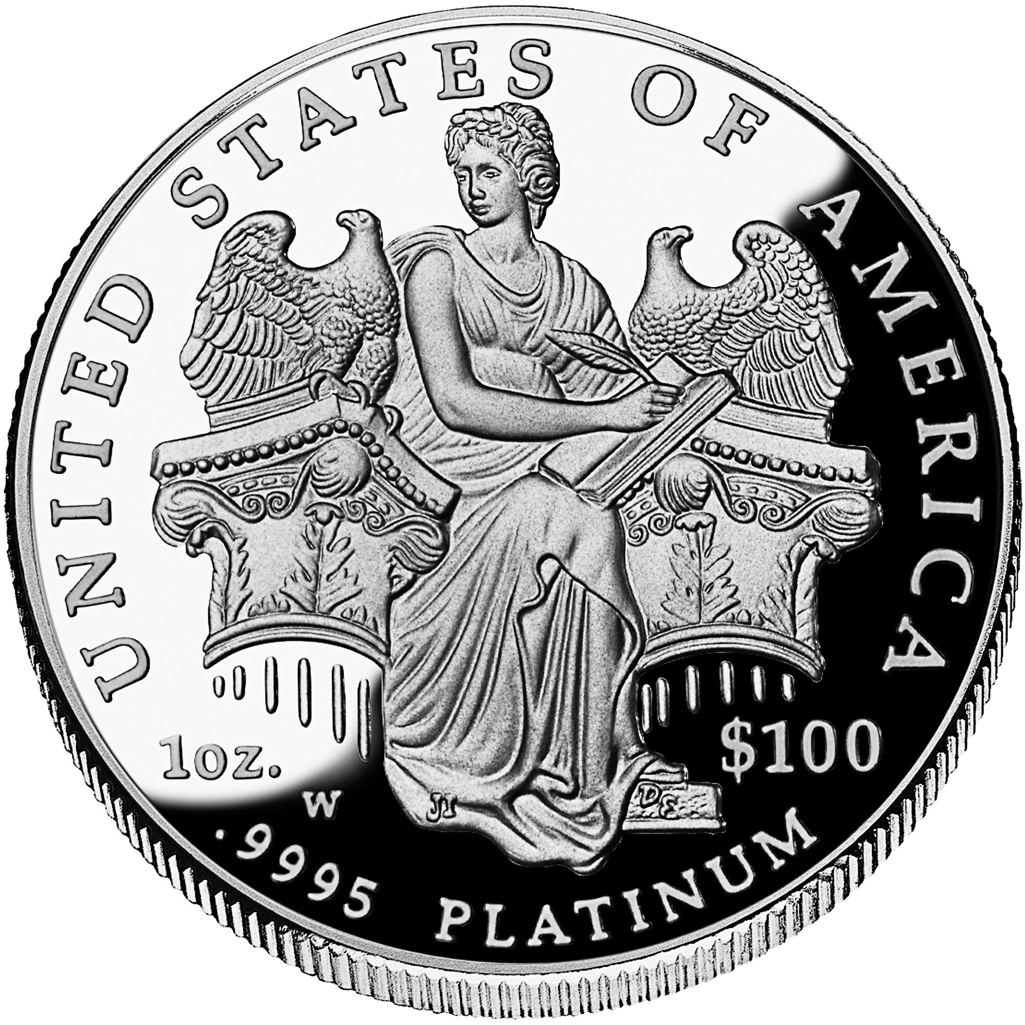2000x2000 American Eagle Platinum Proof Images U.s. Mint