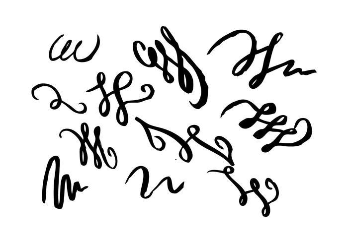 700x490 Doodle Sketch Free Vector Art