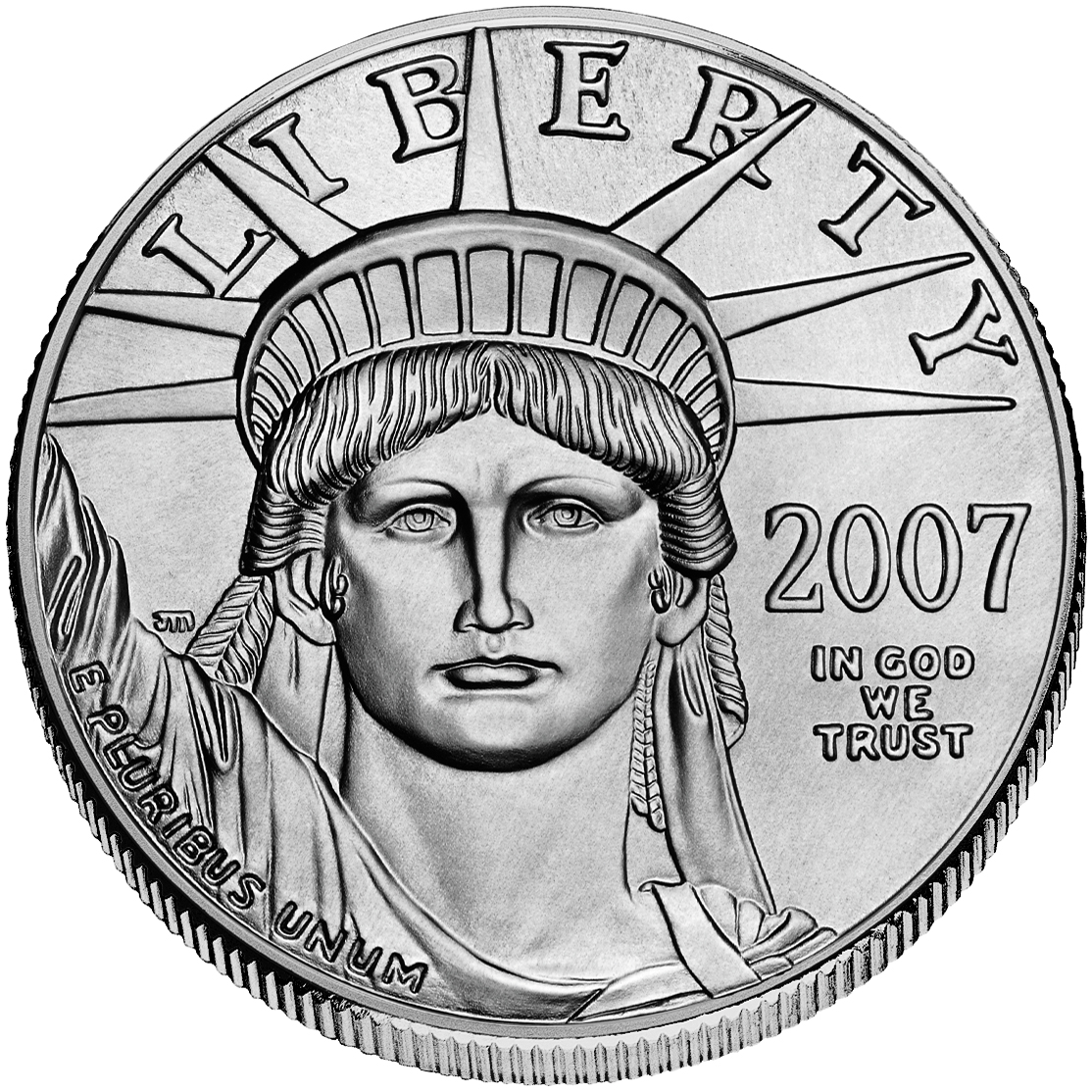 1114x1114 Fileamerican Platinum Eagle 2007 Obv.jpg