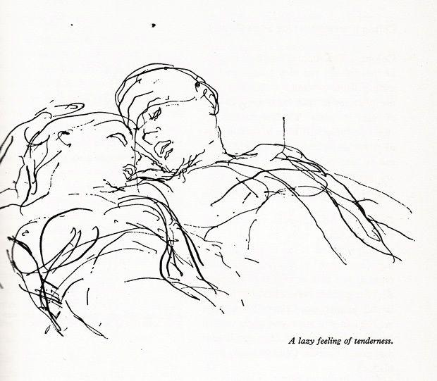 620x541 An Abz Of Love Kurt Vonnegut's Favorite Vintage Danish