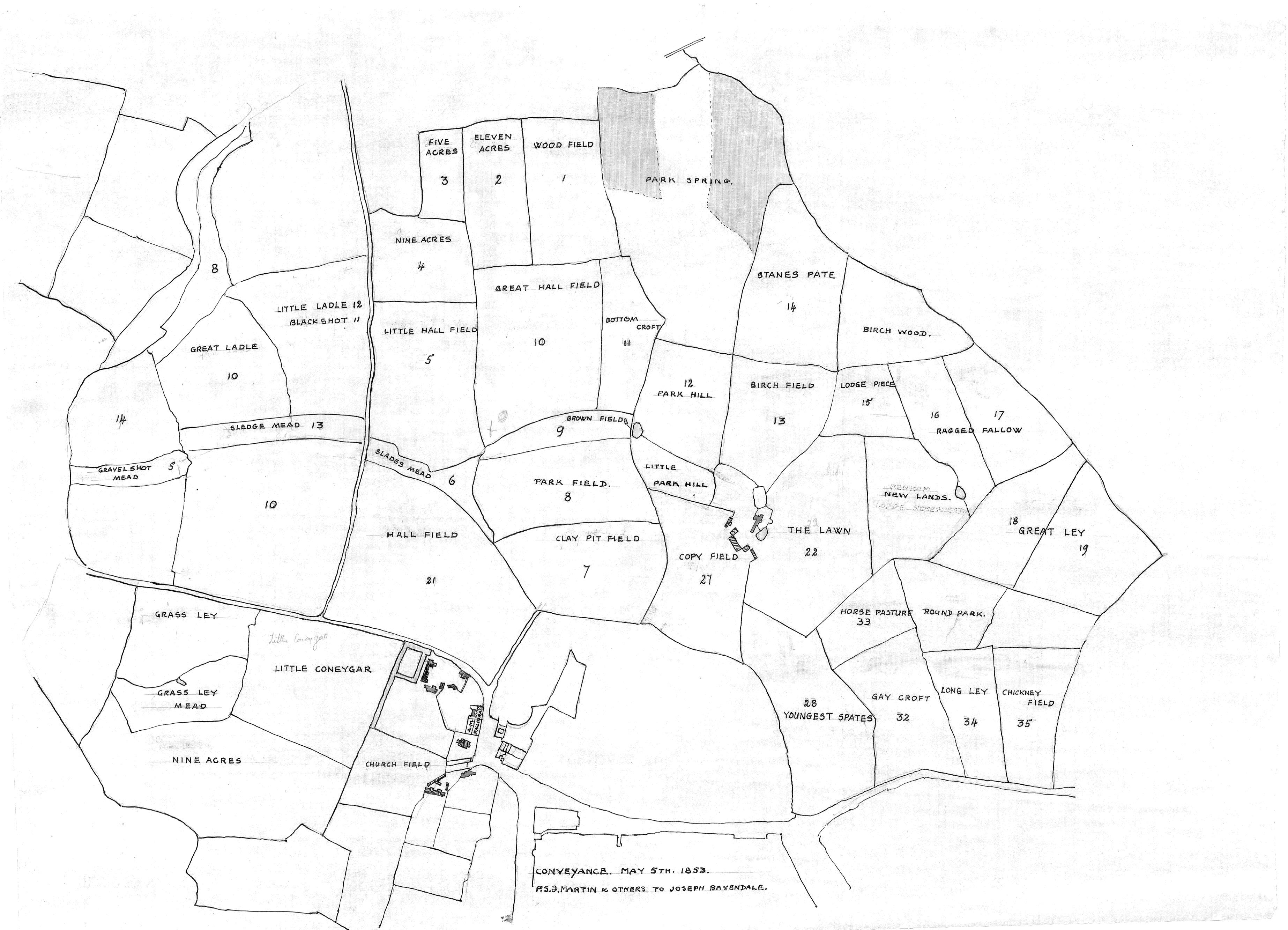 3691x2664 Henham History Henham Maps 2
