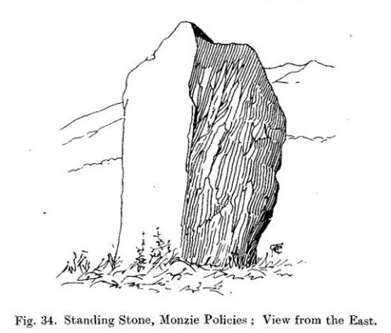 555x473 Witches Stone, Monzie, Crieff, Perthshire The Northern Antiquarian