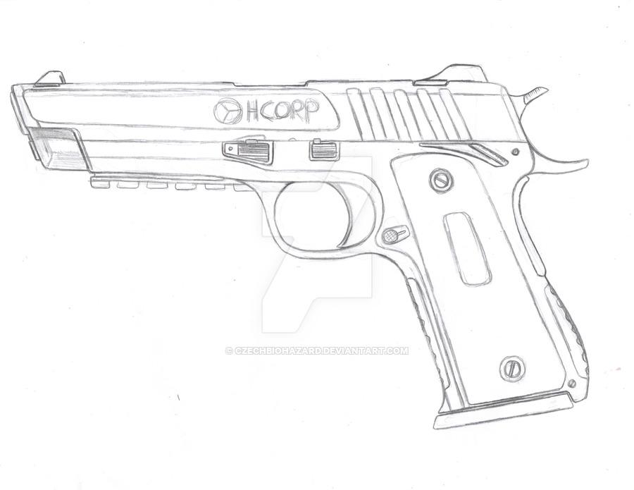 900x695 Colt 1911