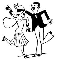 1920s Flapper Drawing at GetDrawings com   Free for personal