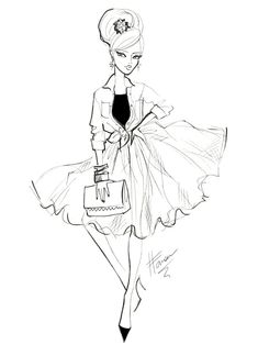 235x324 Tinkerbell Fashion Sketch Fashion Sketches Fashion
