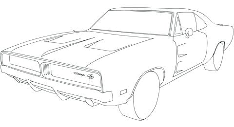 480x261 Dodge Coloring Pages Dodge Ram Coloring Pages Best Picture Dodge