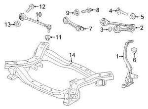 300x221 Brand New Oem Front Suspension Crossmember Chrysler 300 Dodge