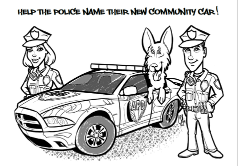 476x333 Police Coloring Pages Of Pick Up Page Image Clipart Images