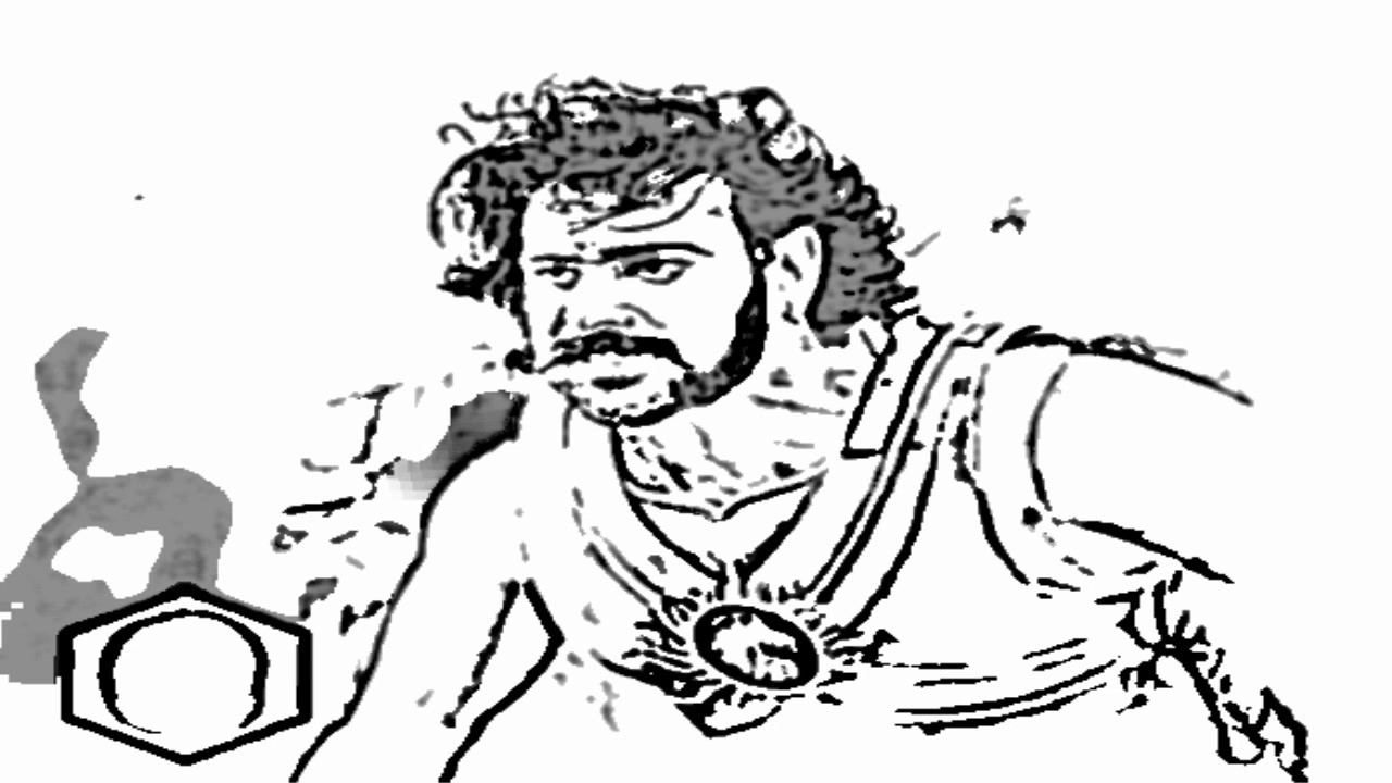 1280x720 How To Draw Prabhas Face Step By Step Bahubali 2 Movie Pictures