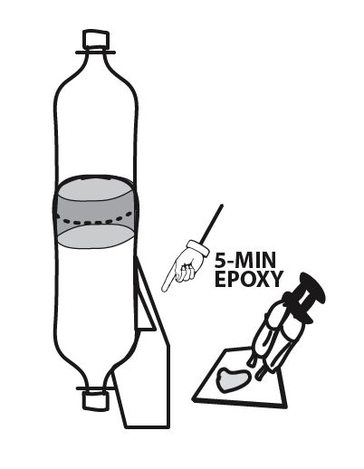 402x518 Soda Bottle Water Rocket 10 Steps (With Pictures)