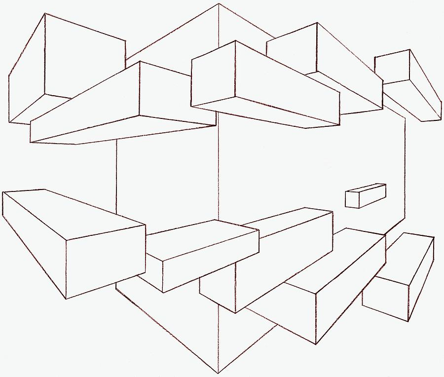 2 Perspective Drawing At Getdrawings Com