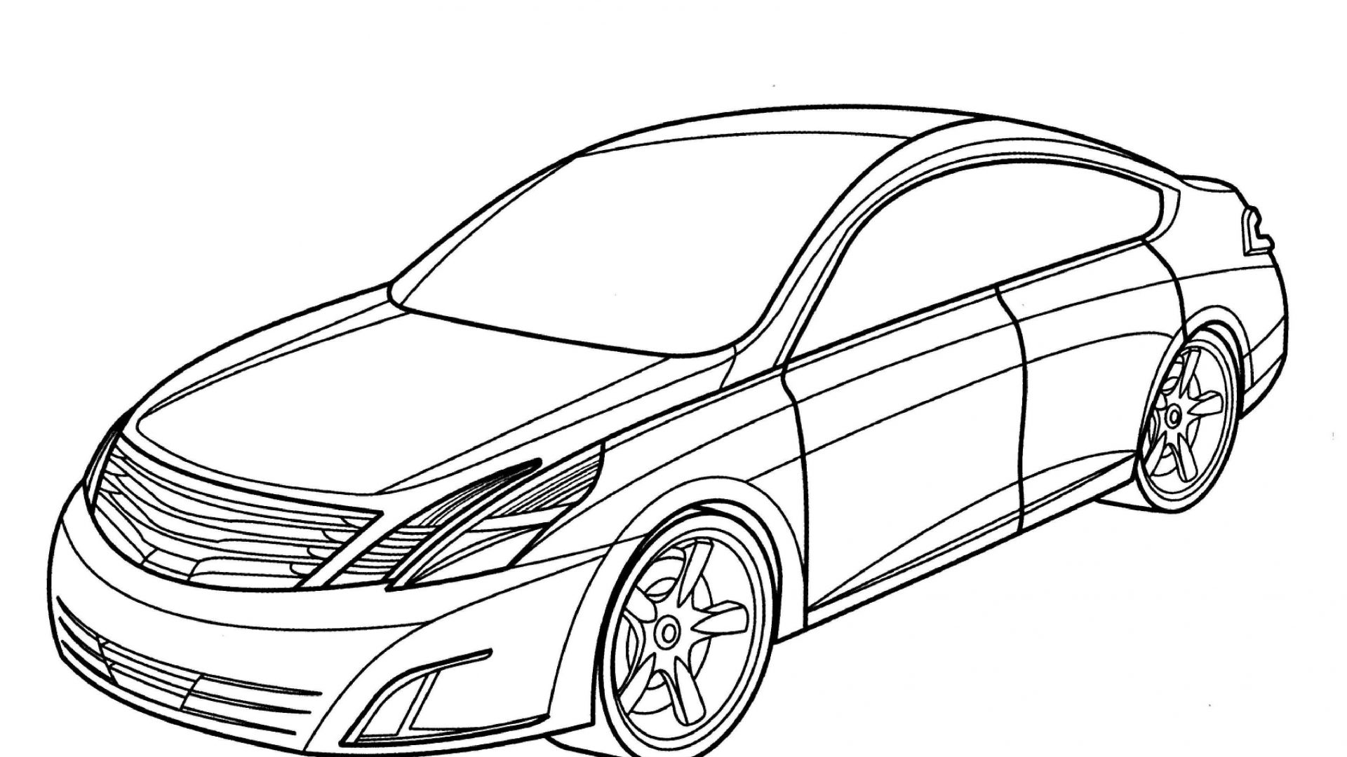1920x1080 Nissan 370z Drawing Pages Nissan 240sx Drawings