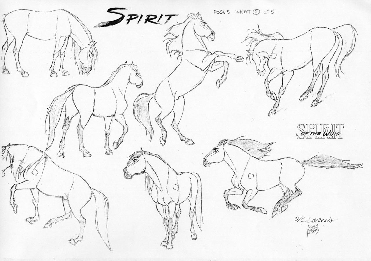 1280x901 2d Traditional Animation Spirit